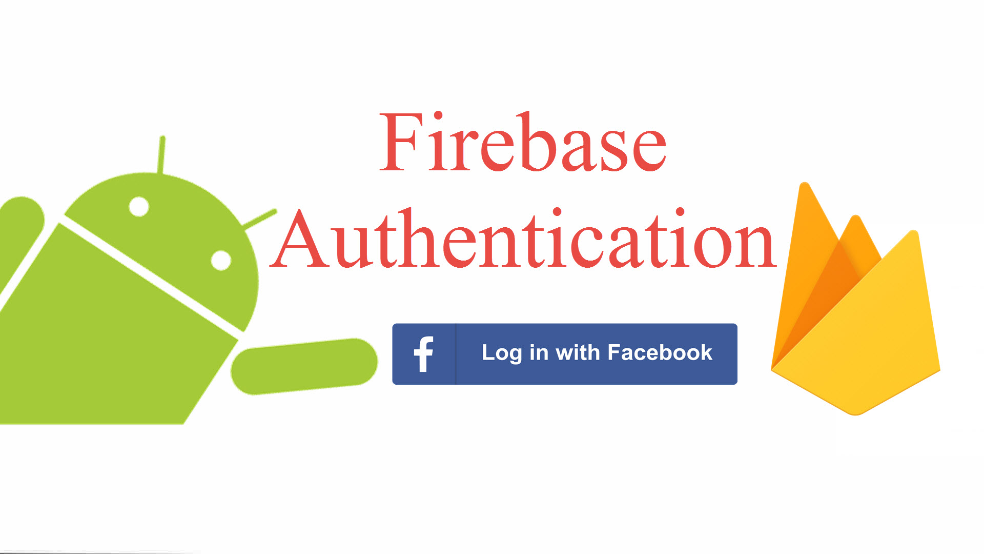Firebase Authentication with Facebook