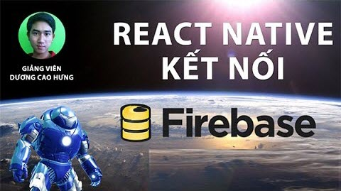 React Native - Firebase